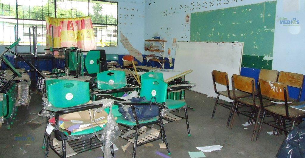 Escuelas dañadas sismo
