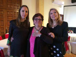 Paulima Lepine, Dra. Ana María Ocaña, Dra. María Antonieta Flores
