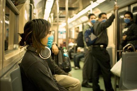 pandemia-influenza-mexico-metro