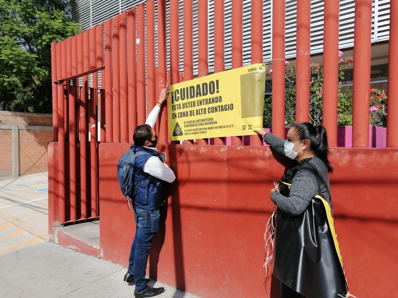 Intensifica Xochimilco acciones para contener contagios en San Gregorio Atlapulco