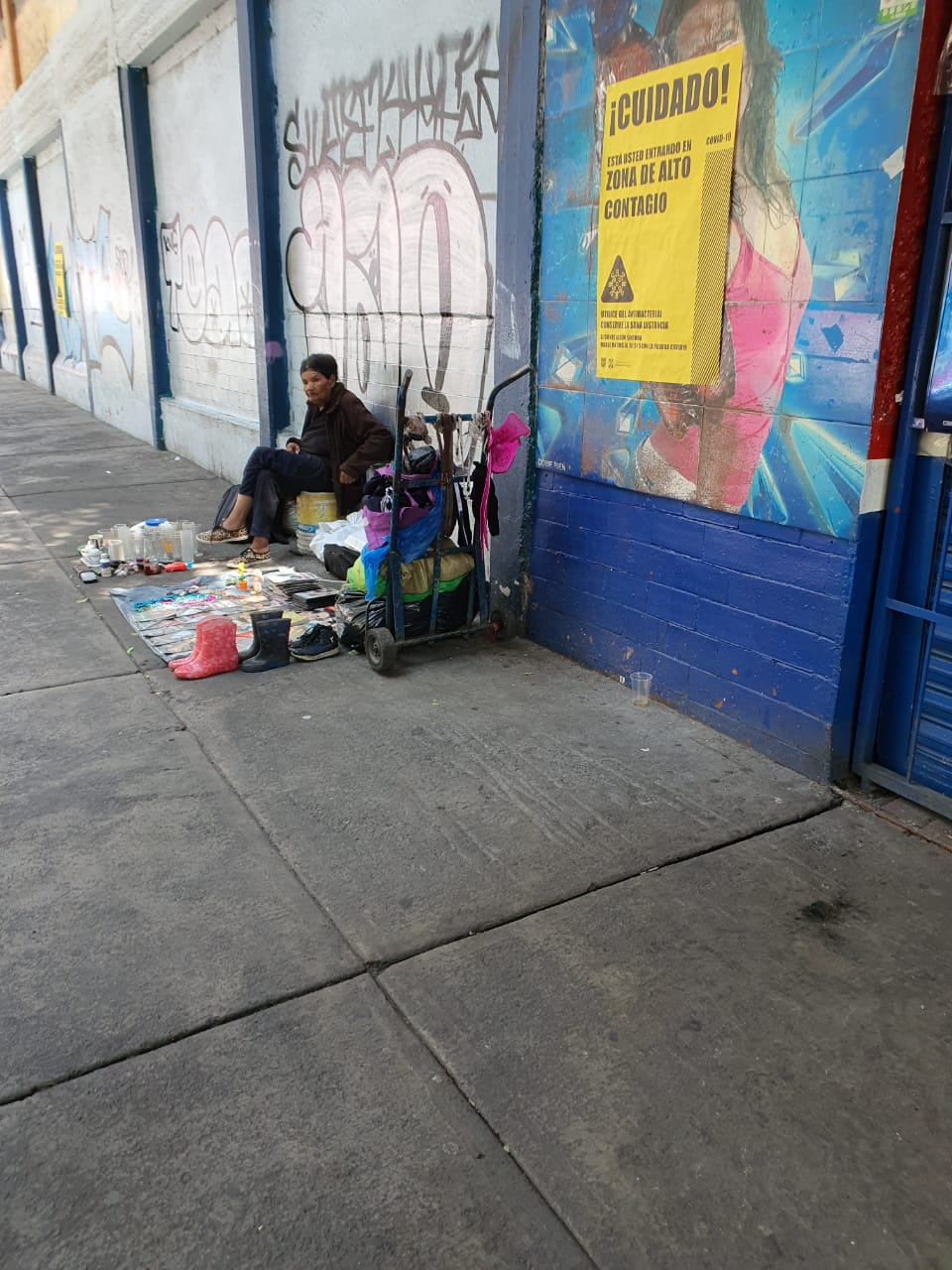 Líderes de comerciantes piden coperacha para supuesto 'arco sanitizante'3