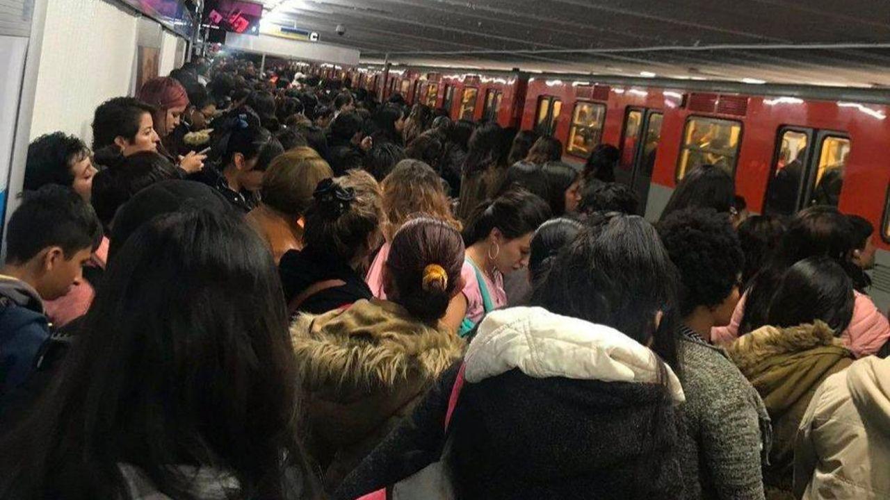 metro-marcha-lenta-lluvias-cdmx