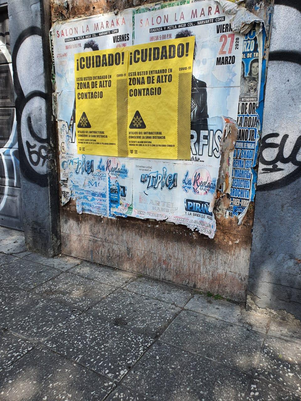 Líderes de comerciantes piden coperacha para supuesto 'arco sanitizante'4